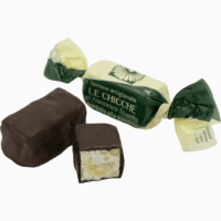 Torroncino morbido gianduia ricoperto di cioccolato