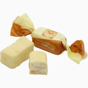 Torroncino morbido vaniglia ricoperto di cioccolato