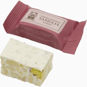 Torroncini morbidi all'ostia vaniglia
