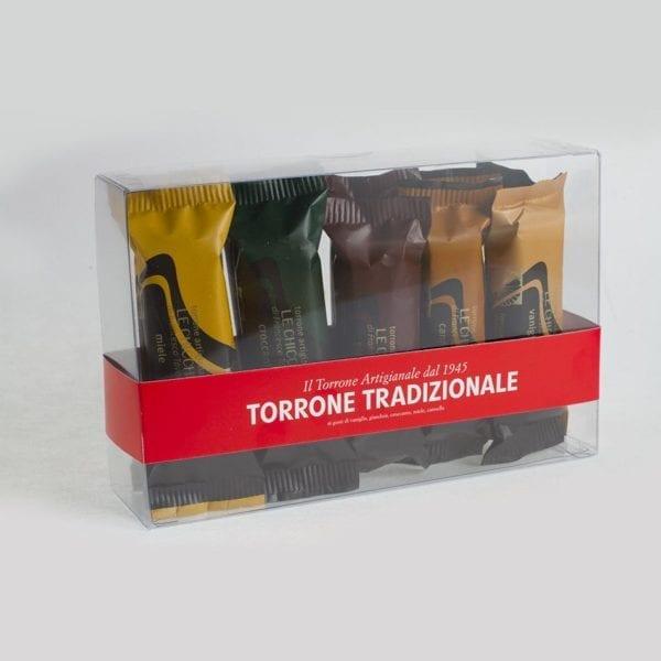 Astuccio PVC Torrone Tradizionale 10 Pz.