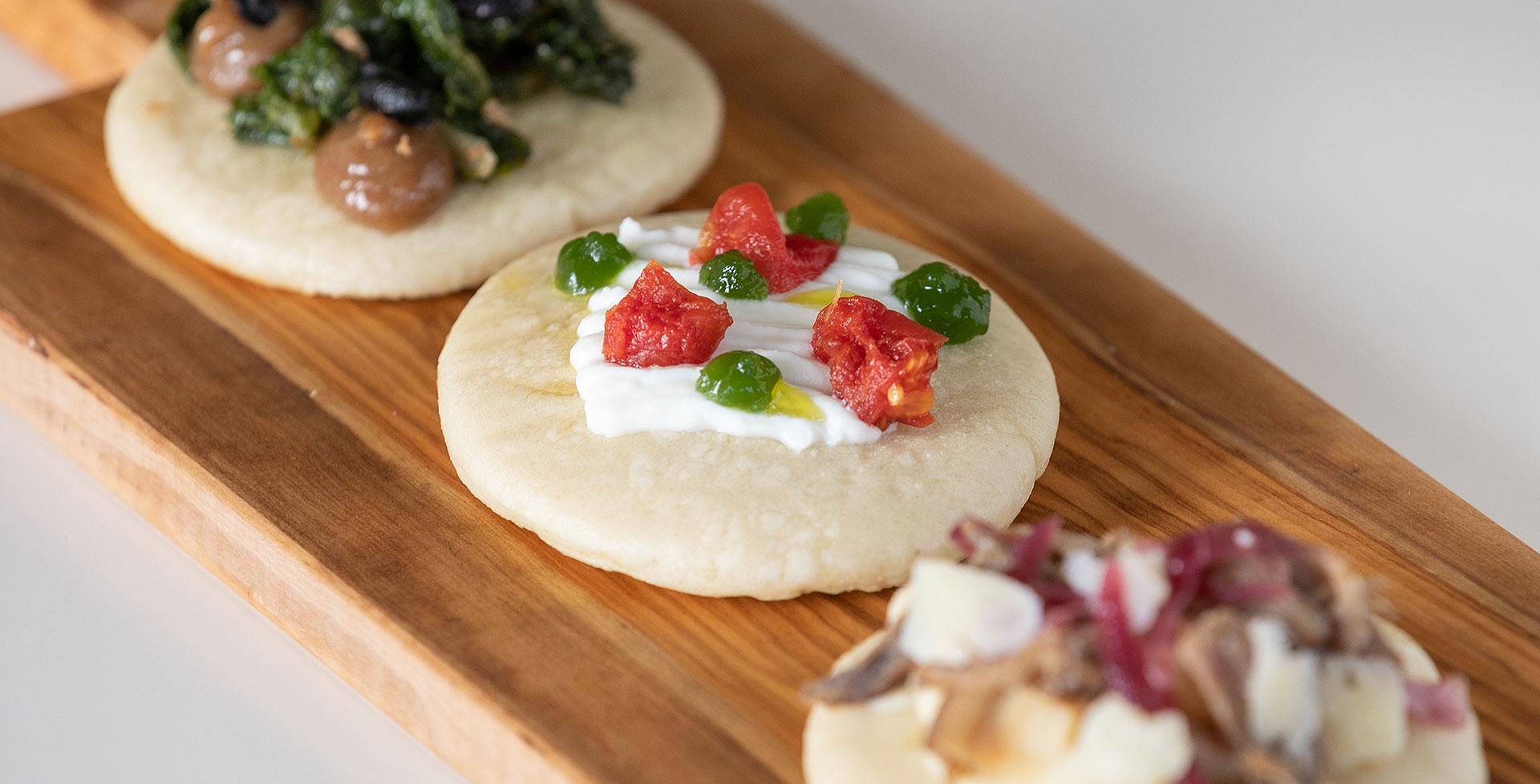 Pizze al Vapore - Murusanze Salate